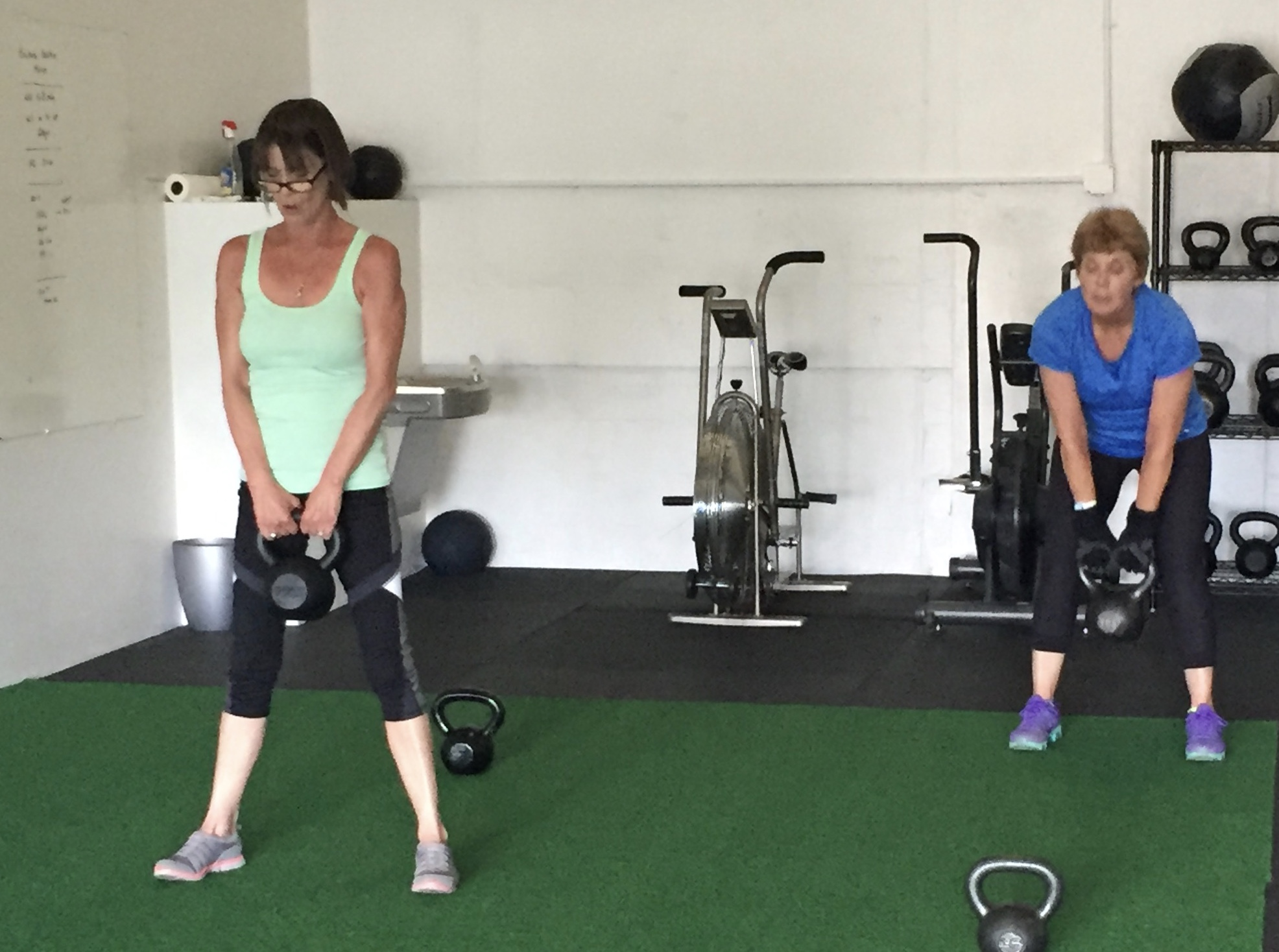 Group Strength Training