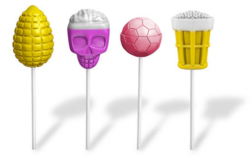 Lollipop 3D