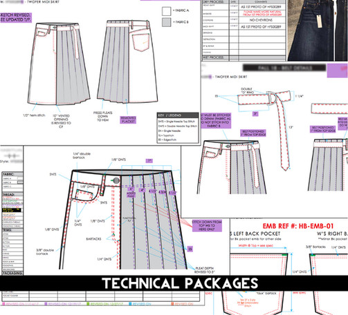Technical Packages