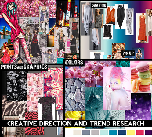 Creative Direction & Trend Research