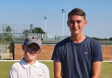 Tobin Junior Drawn Pairs Winners 2019