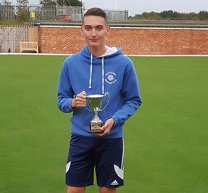 Whitkirk Junior Singles Merit Winner 201