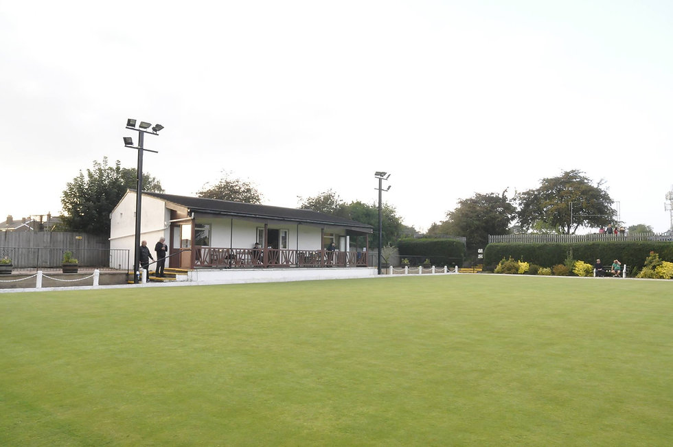Whitkirk BC Pavilion
