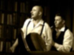 Le Repas des Fauves, Guillaume CHAUDIERE et Thierry MIAS