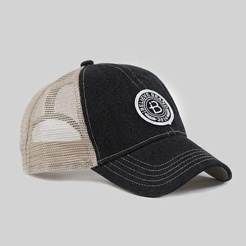 BLACK JEAN HAT