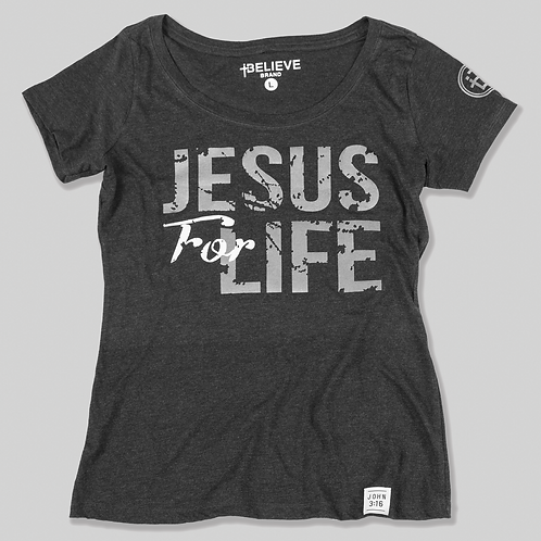 JESUS FOR LIFE TEE