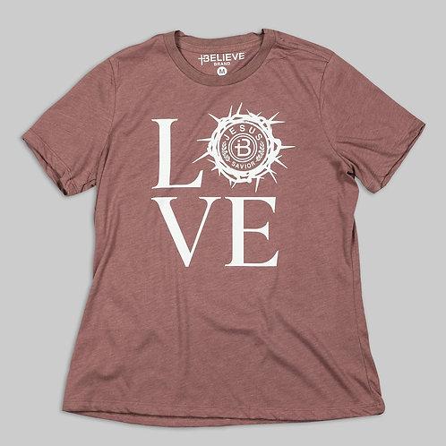 LOVE CROWN TEE
