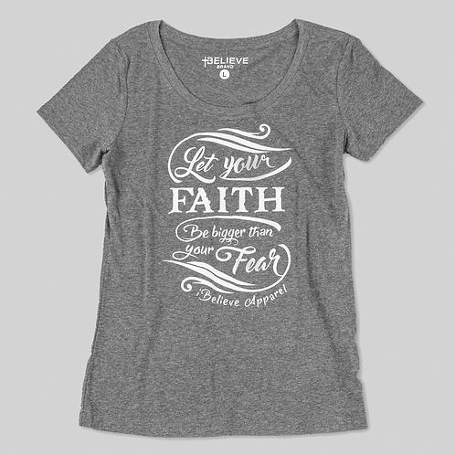 FAITH GRAPHIC TEE