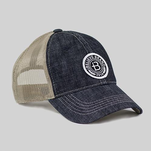 BLUE JEAN HAT