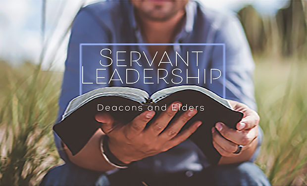 Servant Leadership Sermon topic website.