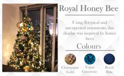 Royal Honey Bee