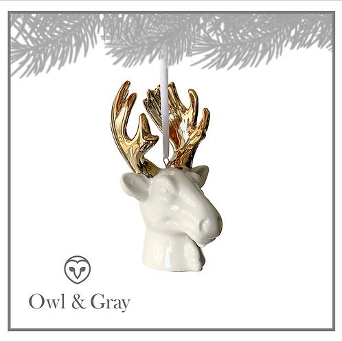 Regal Moose - Gold