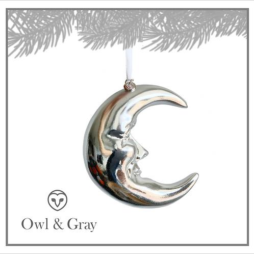 "4"" Midnight Moon - Silver"