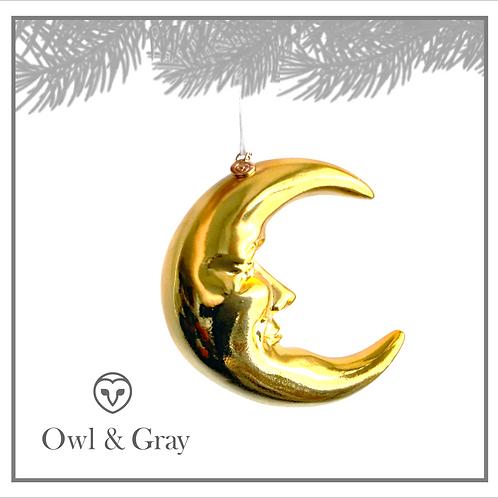 """4"""" Midnight Moon - Gold"""