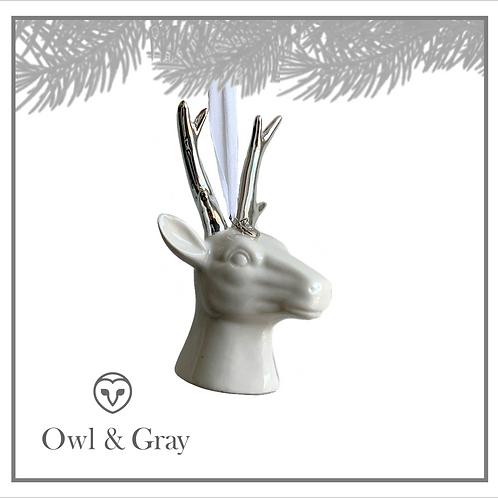 Regal Deer- Silver