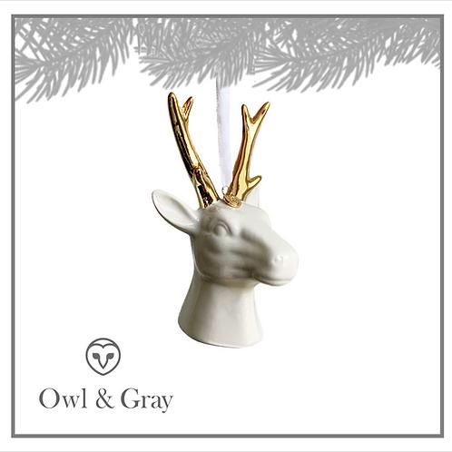 Regal Deer- Gold