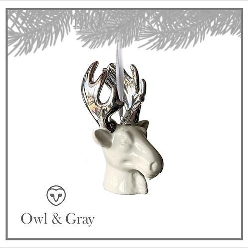 Regal Moose - Silver