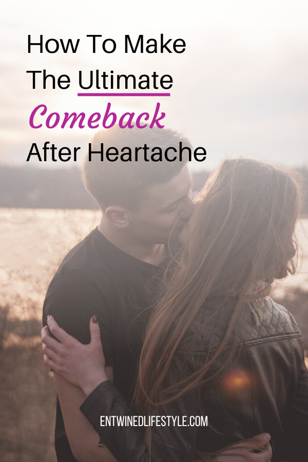 If you have ever experienced heartache or lost your ideal job, then you know what it's like to experience a sense of failure. It can be painful and weigh on you not only emotionally, but mentally. Here are five ways to make your ultimate comeback and rise to the top #relationships #heartbreak #performance #career #breakup