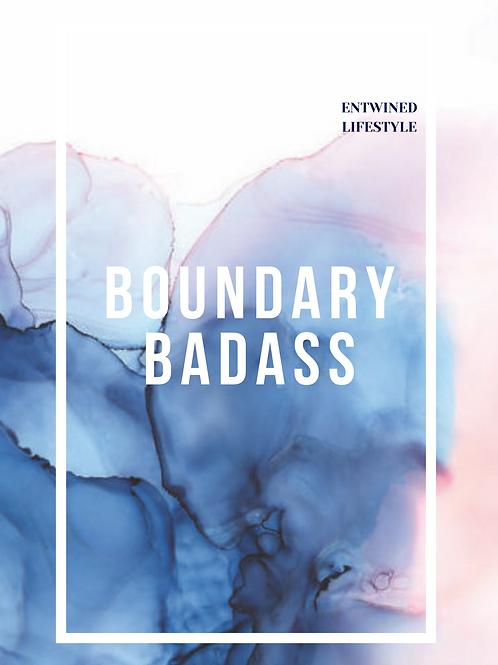 Boundary Badass