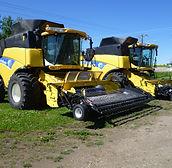 NH CX8080 Combine.JPG