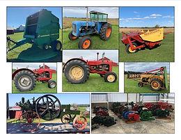 Unreserved Auction Sale for Tom & Lorne Zelinka Plus the Estate of Jim Zelinka