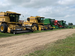 2021 Pre-Harvest Machinery Consignment Sale
