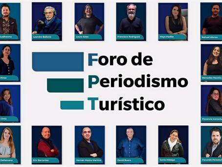 El Foro de Periodismo Turístico expande su equipo de periodistas