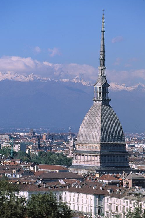 Turin: Historic and Contemporary