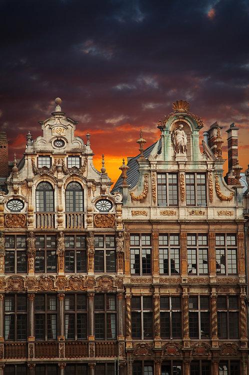 Brussels, Antwerp & Ghent: Van Eyck to Magritte