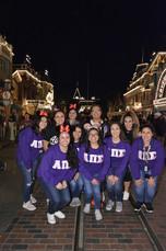 Disneyland retreat