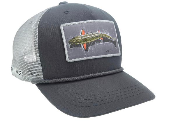 Rep Your Water Shallow Water Brookie Hat