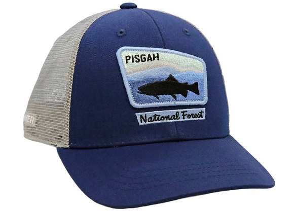Rep Your Water Pisgah National Forest Hat