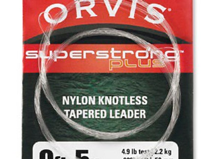 Orvis Superstrong Plus Leaders 9' (2 pack)