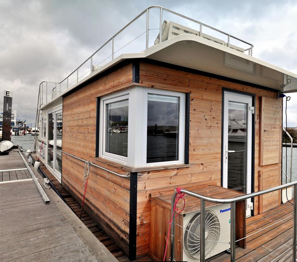 houseboat Expo marine