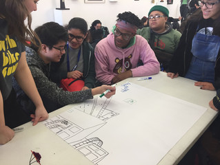 Thanks to donors - 2nd Cycle Attends Youth Bike Summit in Queens, NY !