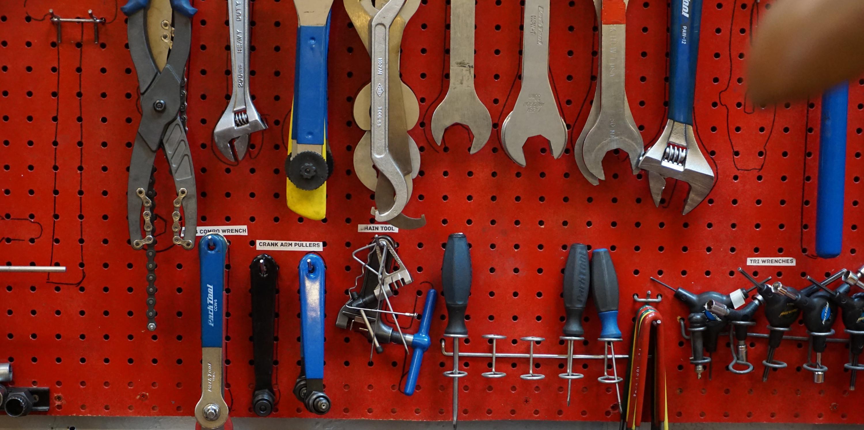 DIY open shop