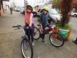 Earn-a-Bike wins high praise from leading critics!