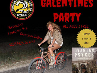 GALENTINES PARTY Feb. 9th