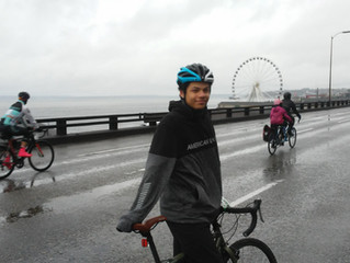 Help Kytae Reach the youth bike summit in February!