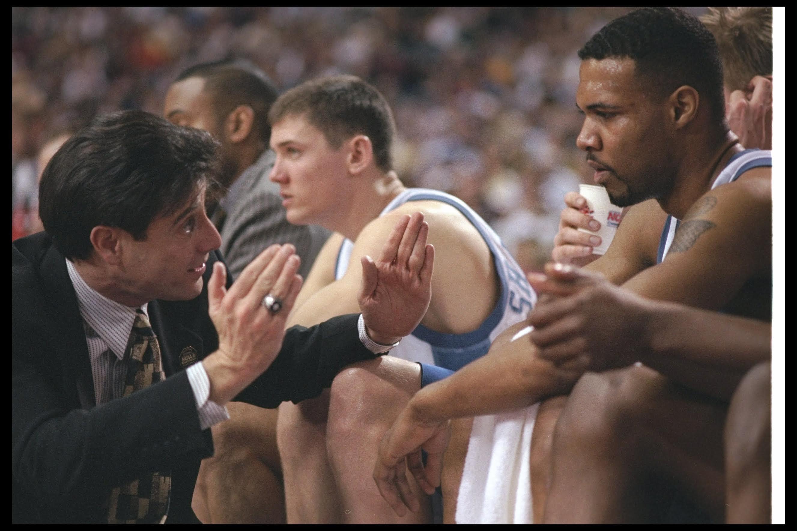 Coach Pitino