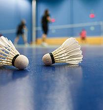 Badminton récréatif