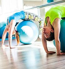 Cours de yoga-pilates