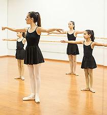 Cours de ballet