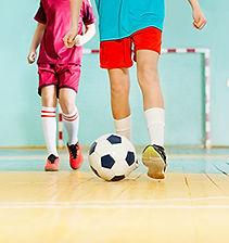 Cours de soccer