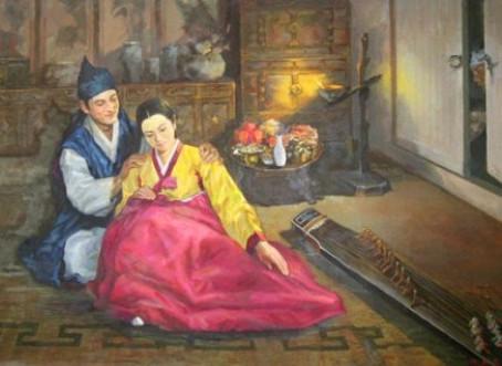 Chunhyangga… La versión coreana de Romeo y Julieta.