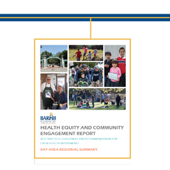 Health Equity and Community Engagement Report