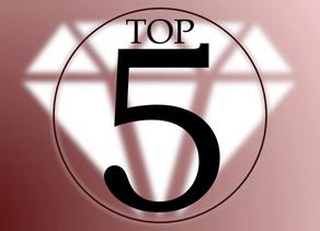 DE TOP 5: Meest gestelde vragen aan een high class escort - deel 2
