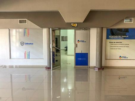 Reanuda audiencias Junta Local de Conciliación y Arbitraje de Delicias