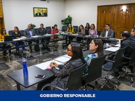 Realizan primera sesión del Grupo Interinstitucional para la Implementación de la Reforma Laboral
