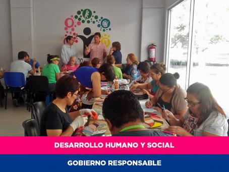 Impulsa STPS economía local de Ciudad Juárez  con cursos para el autoempleo